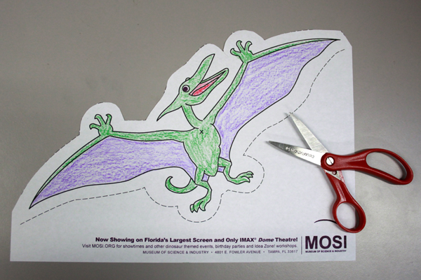 MOSI Flying Monsters