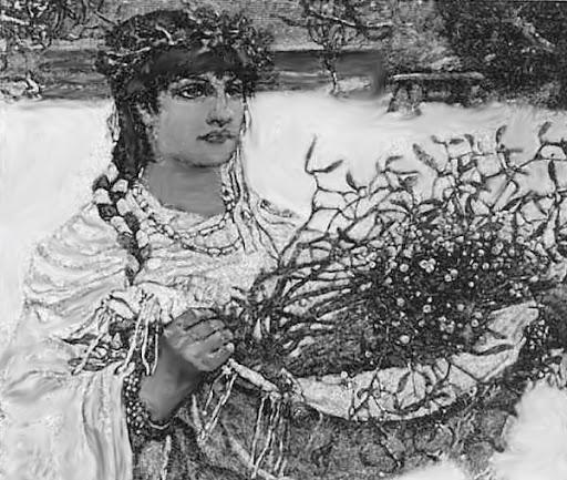 Goddess Druantia Image