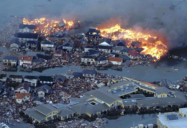 Earthquake in Japan 2011