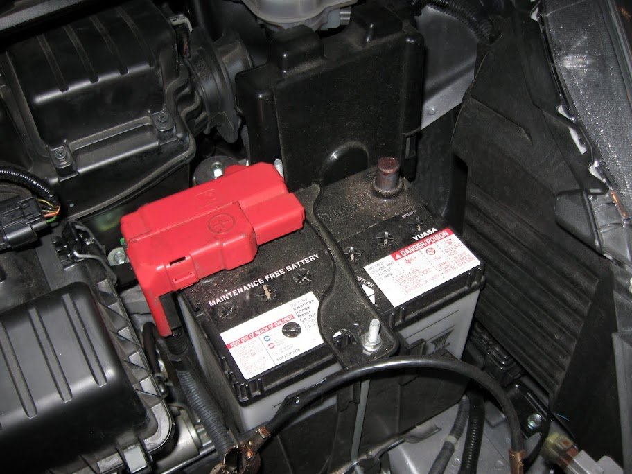 The 51R battery is the better choice for the Honda Fit - Unofficial