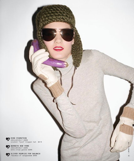 Barneys Holiday '10 Catalogue