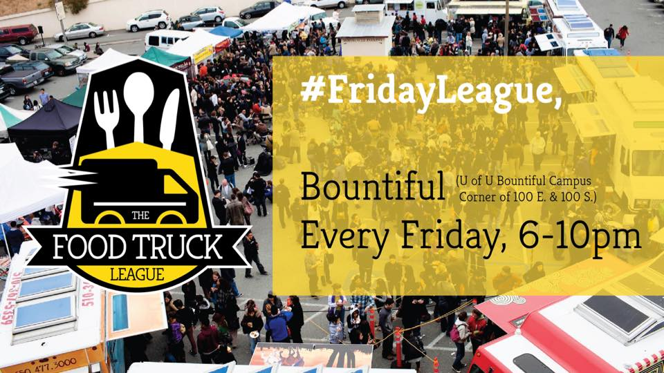 Food Truck League in Bountiful