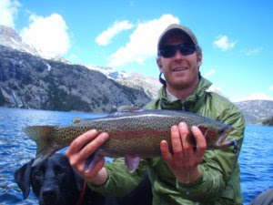 Wyoming Fishing Guide