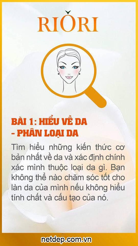 Bí quyết chăm sóc da chuẩn Hàn Quốc