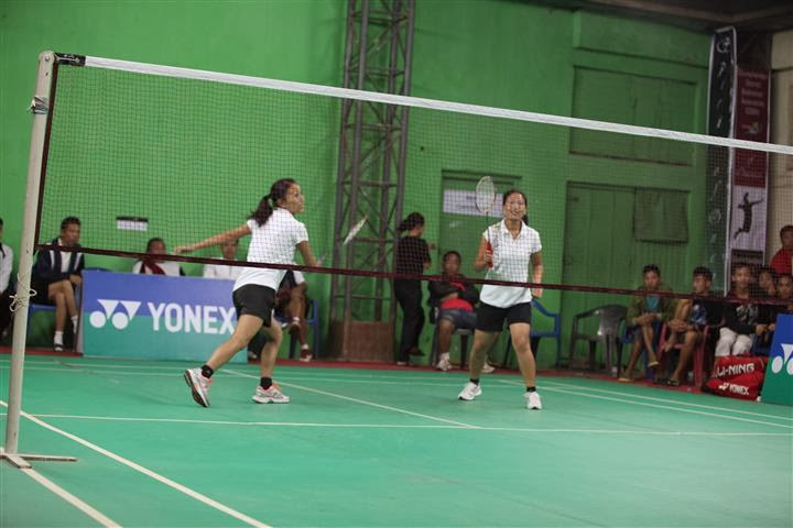 The XIth Hill District Badminton Badminton Championship 2013