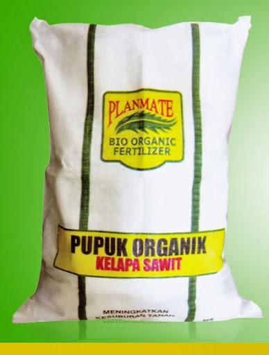 Pupuk Organik Kelapa Sawit Planmate