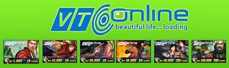 Daftar Harga Voucher G-VTC ONLINE game online