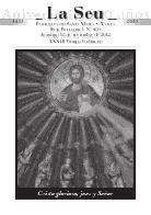 Hoja Parroquial Nº485 - Cristo Glorioso, Juez y Señor. Iglesia Colegial Basílica de Santa María de Xàtiva. 2012.