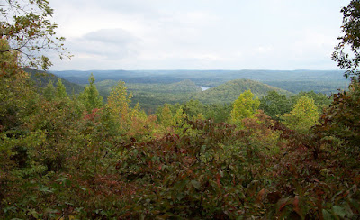 Morrow Mountain Overlook