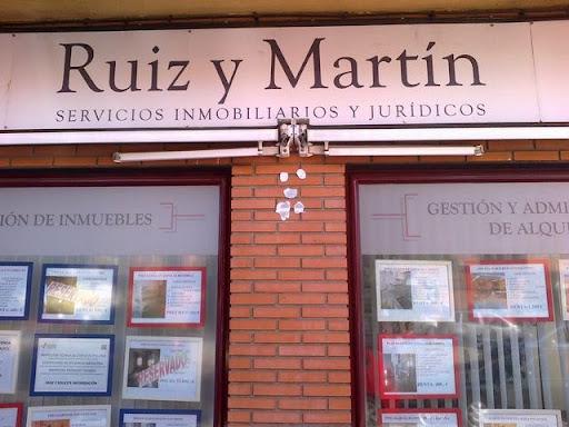 Inmobiliaria Ruiz y Martín