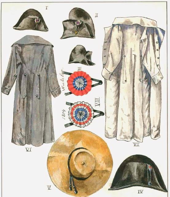 Шляпы Наполеона