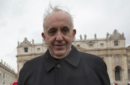 Vai pāvests Francisks ir Antikrists?