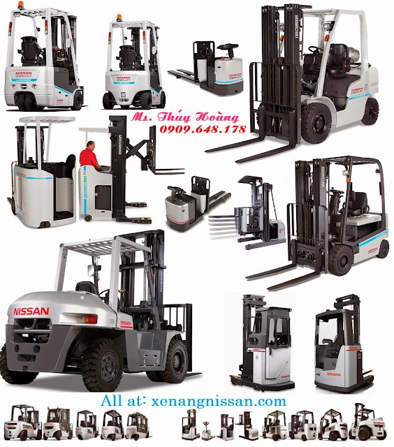 Nissan diesel forklift by Unicarriers