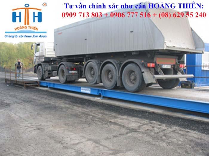 bán cân xe tải bê tông 6m 16m chất lượng