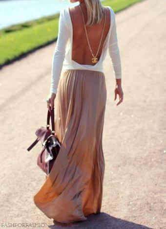 Looks con Vestidos Blancos de Moda que te Encantarán - Moda y Estilo