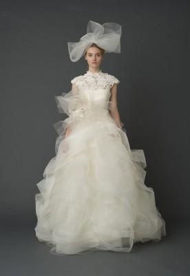 Menyasszonyi ruha 2012 Vera Wang
