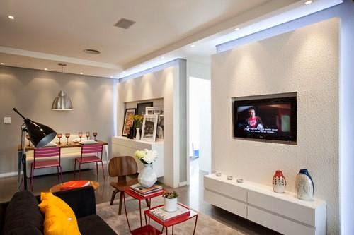 Những mẫu phòng khách nhỏ xinh và ấm cúng_NỘI THẤT PHÒNG KHÁCH-1