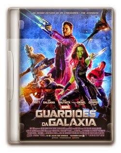 Guardiões da Galáxia – R6 AVI + RMVB Dublado