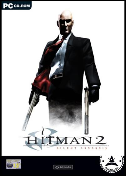Hitman 2 cover pc