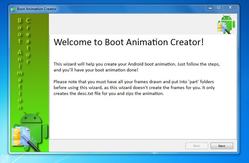 [GUIDE] Créer ou porter n'importe quelle animation de démarrage via des vidéos/images [Bootanimation] [25.11.2013] Bootanim1