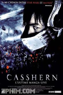 Người Nhân Tạo - Casshern (2004) Poster