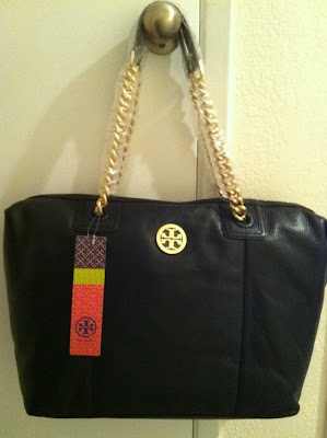 Tory Burch McLane Tote in Black