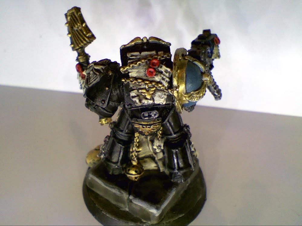 Chaplain DuChamps - Back