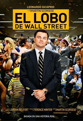 El Lobo De Wall Street 2013 DVDRip Latino
