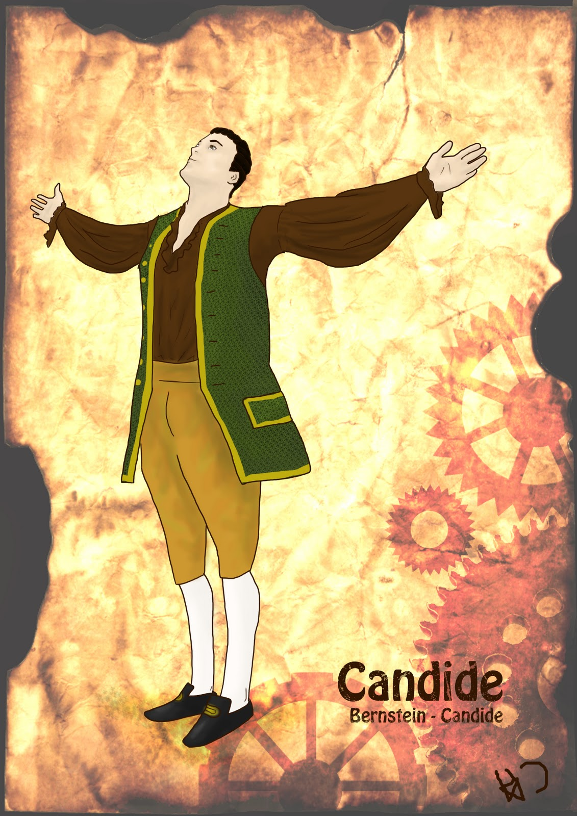 a satiric assault on society in candide by voltaire In the novel candide voltaire chooses to satirize several aspects of his society in order to point out the flaws in much of the philosophy which was popular throughout the enlightenment.