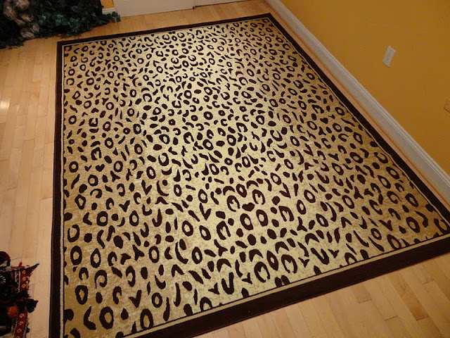 animal print area rugs cheap