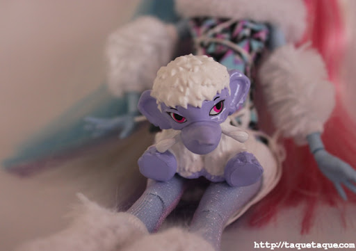 Tiritona - Abbey Bominable - Monster High