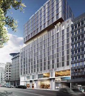 El nuevo Hotel VP Plaza de España abrirá en 2016