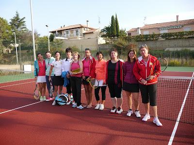 Équipe Dames de Championnat