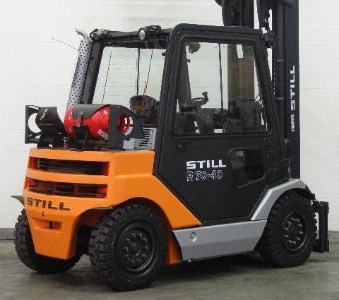 Xe nâng 5 tấn STILL
