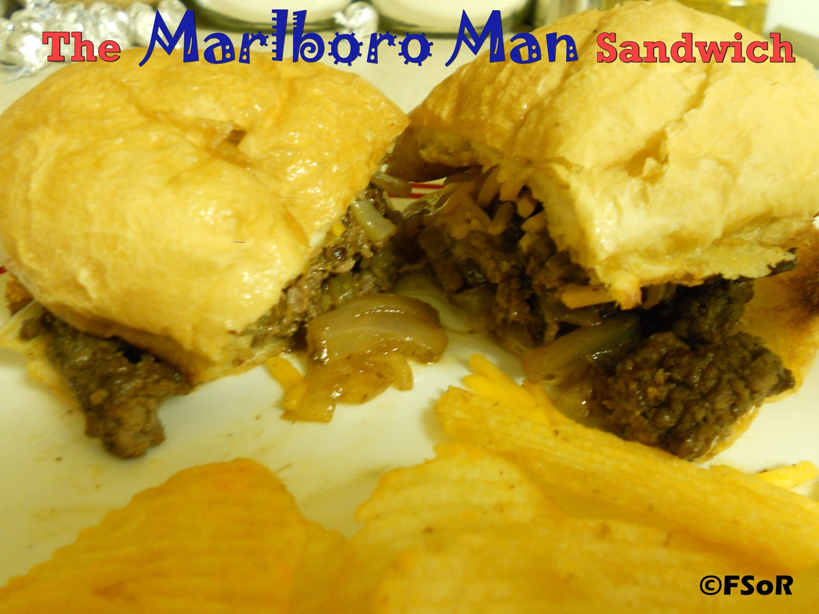 Fantastical Sharing of Recipes: The Marlboro Man Sandwich ...