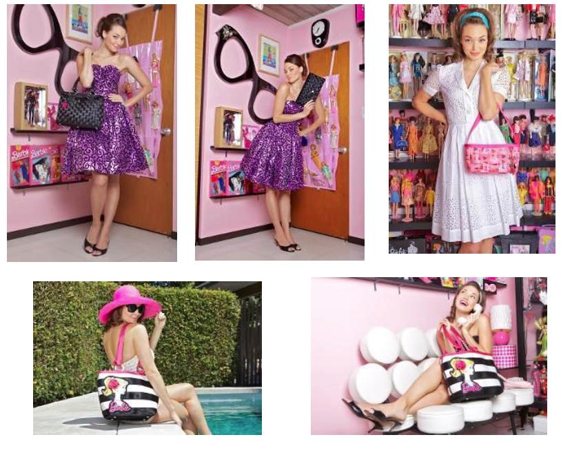 harveys barbie handbag safety belt