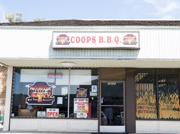 Coop's BBQ