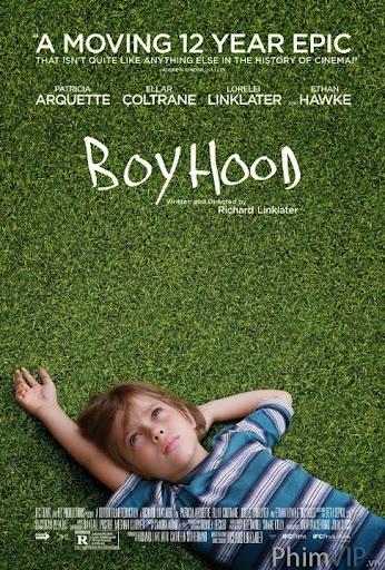 Tuổi Thơ Con Trai - Boyhood poster