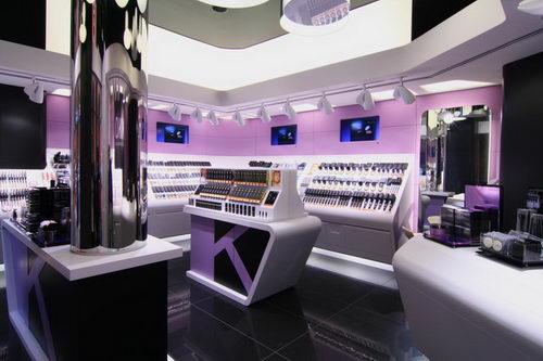 Retail kiko make up milano inspiring retail and store for Store design milano