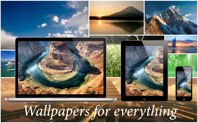 Download Thousand Of HD Wallpapers For Mac & iOS Via uDesktop NEXT