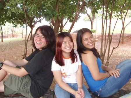 Eu, Camila e Miki