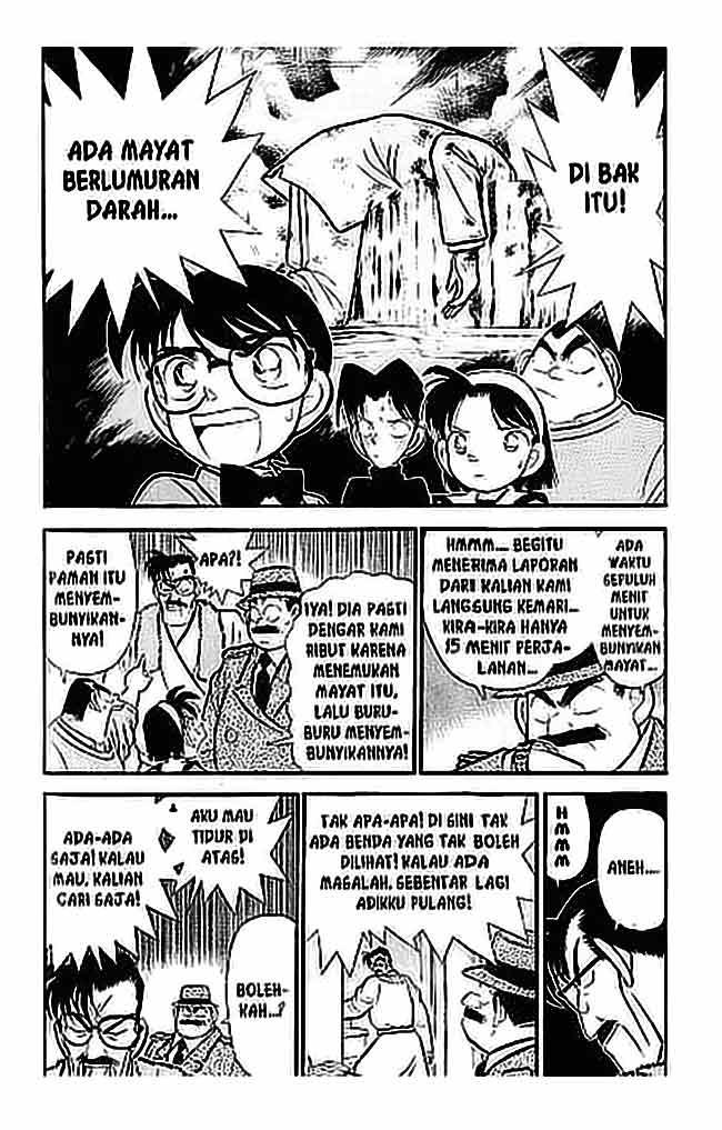 3 Detective Conan   057 Saudara Misterius