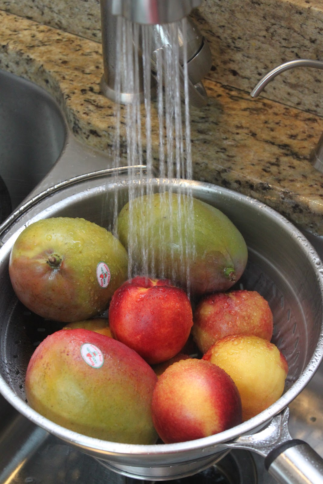 Should You Peel Fruit Before Making It Into Baby Food