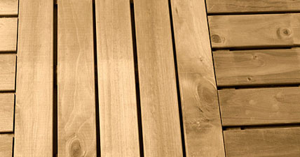 Pisos de madera para exteriores - Baldosa madera exterior ...
