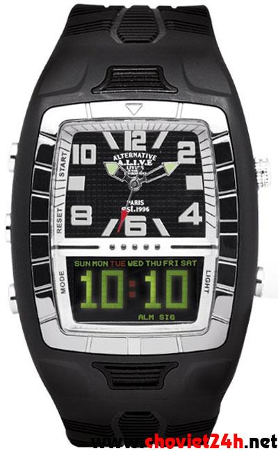 Đồng hồ nam thời trang Sophie Allex - GPU179