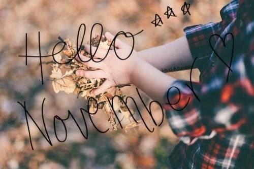 Thơ hay tháng 11