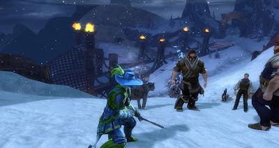 Guild Wars 2 on Microsoft Windows 7 64-bit