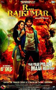 Hoàng Tử Rambo - R... Rajkumar poster