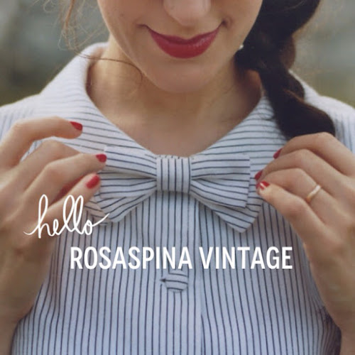 Rosaspina Vintage's SS 2013 collection