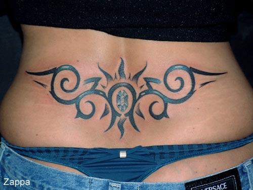 Galeria Tatuazy Tatuaże Na Plecach Kobiece